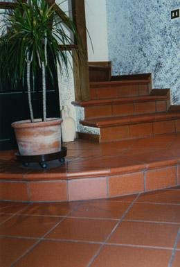 Parise donato trattamenti antimacchia per pavimenti e scale in cotto - Nuovi pavimenti per interni ...